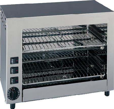 Salamandra ovens