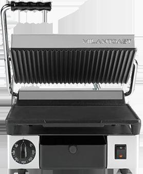 Cast iron panini grills