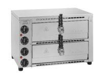 Countertop pizza oven – 2 chambers